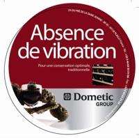 Absence de vibration