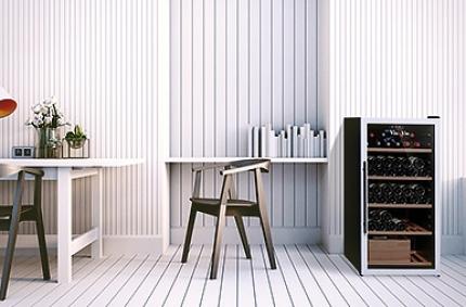 cave vin quel type de cave a vin choisir. Black Bedroom Furniture Sets. Home Design Ideas