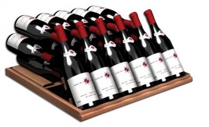 rangement vin une cave vin pratique pour ranger les bouteilles de vin avec ma cave vin. Black Bedroom Furniture Sets. Home Design Ideas