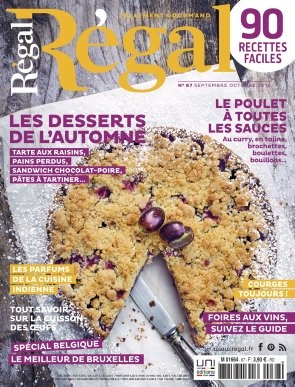 Magazine Régal