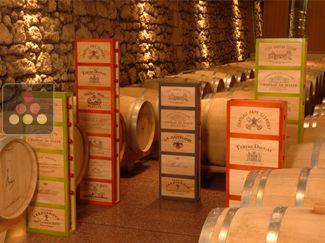Photos de caves vin cavideco ma cave vin for Cave a vin mixte