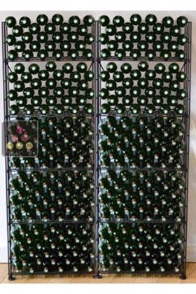 ancien mod le rangements modulaires de 320 bouteilles l 39 atelier du vin ma cave vin. Black Bedroom Furniture Sets. Home Design Ideas