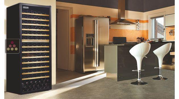 Ancien mod le cave vin multi temp ratures de service et de conservation a - Temperature conservation vin ...