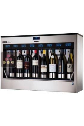 ancien mod le distributeur de vin au verre 8 bouteilles avec syst me de conservation enomatic. Black Bedroom Furniture Sets. Home Design Ideas