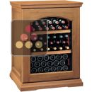 Single temperature wine storage or service cabinet ACI-CAL400