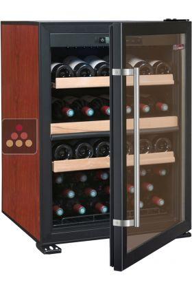 ancien mod le cave vin multi usages 2 temp ratures la sommeliere ma cave vin. Black Bedroom Furniture Sets. Home Design Ideas