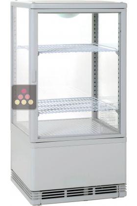 ancien mod le vitrine r frig r e de pr sentation. Black Bedroom Furniture Sets. Home Design Ideas