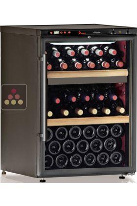 cave vin 2 temp ratures de service et de conservation calice aci cal201 ma cave vin. Black Bedroom Furniture Sets. Home Design Ideas