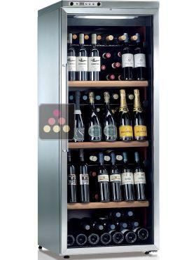 Cave vin mono temp rature de conservation ou de service calice aci cal302 - Temperature cave a vin conservation ...