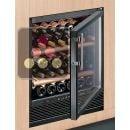 Cave à vin Mono-Température de conservation ou de service encastrable ACI-CAL606E