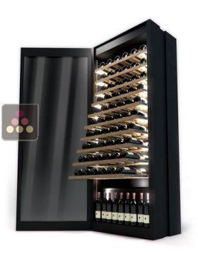 cave vin design 2 temp ratures ellemme aci elm102 ma cave vin. Black Bedroom Furniture Sets. Home Design Ideas