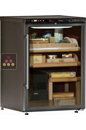 cave cigares temp rature et hygrom trie r gul es calice aci cal710 ma cave vin. Black Bedroom Furniture Sets. Home Design Ideas