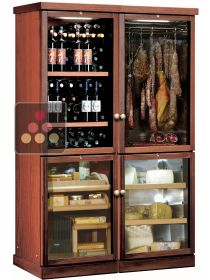 Combiné Gourmand : vin, charcuterie, cigares et fromages CALICE