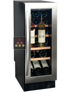 cave vin de service 1 temp rature encastrable avintage. Black Bedroom Furniture Sets. Home Design Ideas