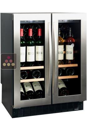 ancien mod le cave vin de service 2 temp ratures avintage ma cave vin. Black Bedroom Furniture Sets. Home Design Ideas