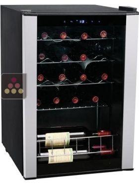 Ancien mod le cave vin mono temp rature de service - Temperature cave a vin electrique ...