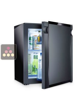 r frig rateur mini bar design 40l dometic aci dom381 ma. Black Bedroom Furniture Sets. Home Design Ideas
