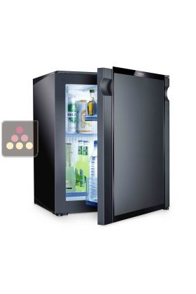 perfect rfrigrateur minibar design l cave vin dometic with frigo americain avec cave a vin integre. Black Bedroom Furniture Sets. Home Design Ideas