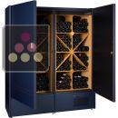 Cave à vin Mono-Température de vieillissement et de conservation ACI-VSF10XL