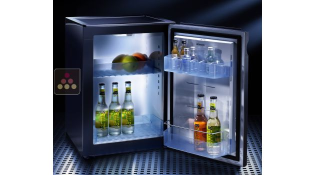 r frig rateur mini bar design 60l dometic aci dom382 ma cave vin. Black Bedroom Furniture Sets. Home Design Ideas