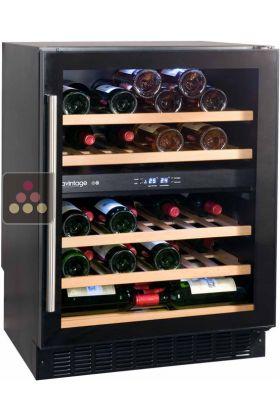 ancien mod le cave vin multi usages 2 temp ratures de. Black Bedroom Furniture Sets. Home Design Ideas
