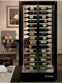 vitrine vin 4 faces vitr es ma cave vin. Black Bedroom Furniture Sets. Home Design Ideas