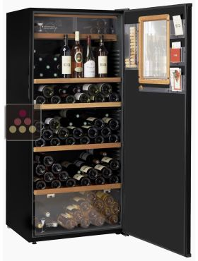 cave vin multi usages de conservation de service des vins chambr s et des vins frais. Black Bedroom Furniture Sets. Home Design Ideas