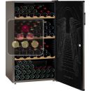 Multi-Temperature wine storage and service cabinet  ACI-CLI606-2
