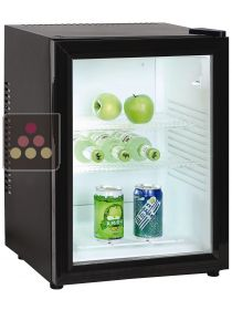 Mini-bar vitré 40L  INTERFROID