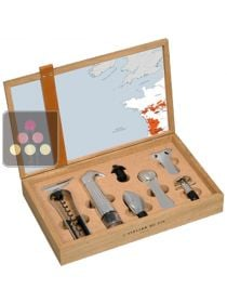 Coffret Oeno Box Collector L'ATELIER du VIN