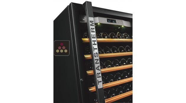 Cave vin mono temp rature de conservation ou de service transtherm aci trt - Temperature conservation vin ...