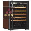 Single temperature wine ageing and storage cabinet  ACI-TRT604TC