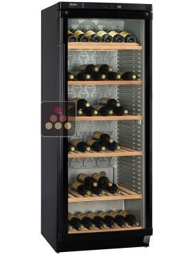 cave vin mono temp rature de conservation ou de service haier aci hai300 ma cave vin. Black Bedroom Furniture Sets. Home Design Ideas