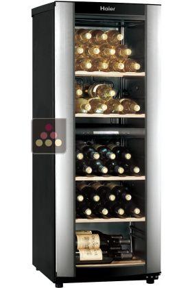 ancien mod le cave vin de service 2 temp ratures haier. Black Bedroom Furniture Sets. Home Design Ideas