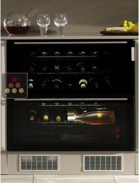 cave a vin 2. Black Bedroom Furniture Sets. Home Design Ideas