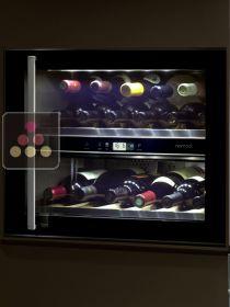 cave a vin encastrable colonne