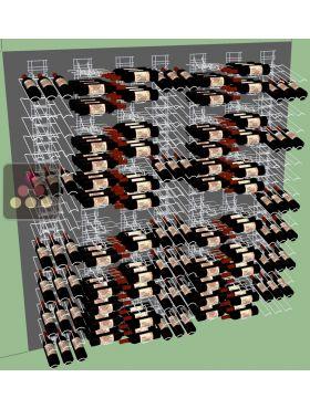 bouteille vin horizontale. Black Bedroom Furniture Sets. Home Design Ideas