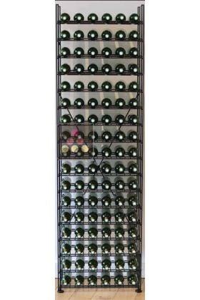 Rangement Modulaire Metallique Pour 102 Bouteilles L Atelier Du Vin Aci Adv906 Ma Cave A Vin