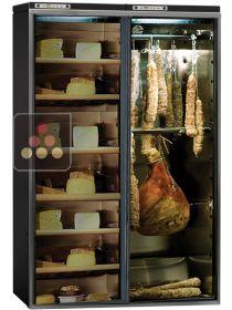 cave fromage accessoires et caves autour du fromage. Black Bedroom Furniture Sets. Home Design Ideas