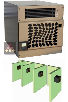 climatiseur de cave naturelle pour pi ce jusqu 39 48m3 friax aci frx230 ma cave vin. Black Bedroom Furniture Sets. Home Design Ideas