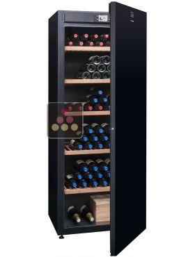 Cave vin mono temp rature de vieillissement ou de - Temperature cave a vin electrique ...