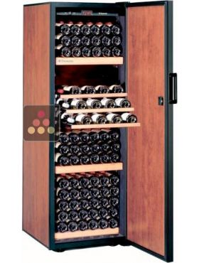 Cave vin mono temp rature de vieillissement ou de service silencieuse domet - Cave a vin de service ou de vieillissement ...