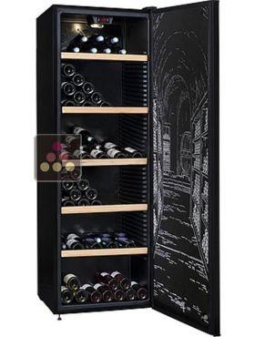 Ancien mod le cave vin multi temp ratures de service ou mono temp rature - Temperature cave a vin conservation ...