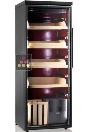cave cigares r frig r e avec humidificateur lectronique. Black Bedroom Furniture Sets. Home Design Ideas