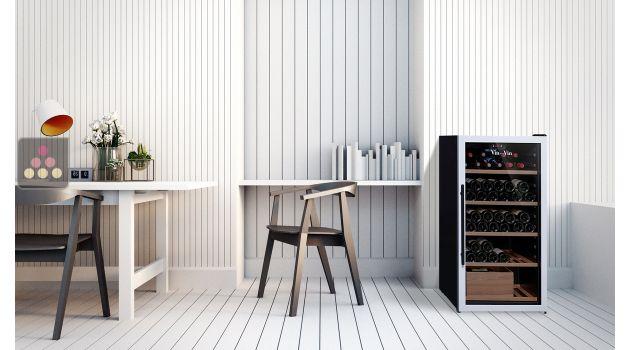 cave vin multi temp ratures de service et de. Black Bedroom Furniture Sets. Home Design Ideas