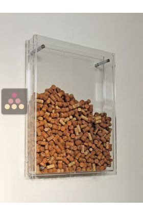 solution murale de rangement de bouchons sobrio aci sbr906 ma cave vin. Black Bedroom Furniture Sets. Home Design Ideas