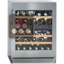 Cave à vin multi-usages 2 températures de conservation et/ou de service des vins ACI-LIE100