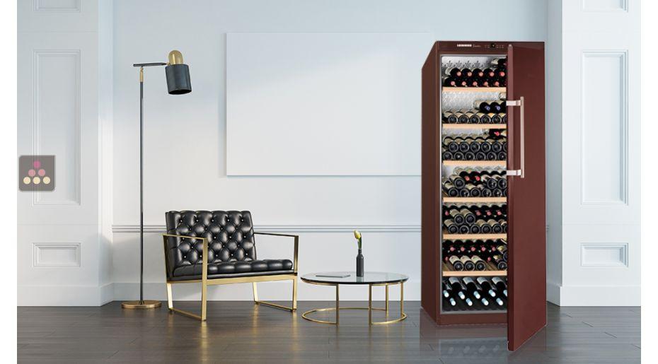 cave vin mono temp rature de vieillissement ou de service liebherr aci lie135 ma cave vin. Black Bedroom Furniture Sets. Home Design Ideas