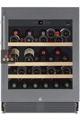 cave vin de conservation ou de service des vins. Black Bedroom Furniture Sets. Home Design Ideas