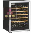Multi temperature wine service cabinet ACI-ART203TC
